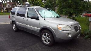 2006 Pontiac Montana Minivan, Van.  REDUCED