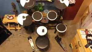 Electronic drum set NEW