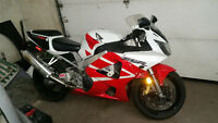 trade honda cbr 929 for seedoo
