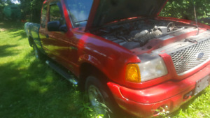 2003 ford ranger for parts