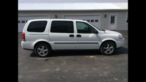 2007 Chevy uploader engine n body parts only