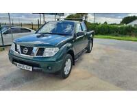 2005 Nissan Navara 2.5 dCi SE King Cab Pickup 4dr Pickup Diesel Manual