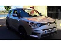 2016 Ssangyong Kyron 1.6 TIVOLI SE with Very Low Mi Manual Petrol Hatchback
