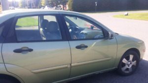 2007 Ford Focus. 1000 OBO