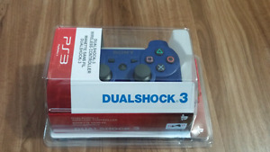 New PlayStation 3/PS3 Wireless Controller - Blue