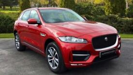 2016 Jaguar F-PACE 2.0d R-Sport 5dr Manual Diesel Estate