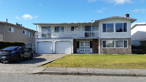 Richmond home,(McNair area), renting out the upper floor only!!