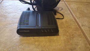 Thomson SpeedTouch model 516 v6 DSL modem