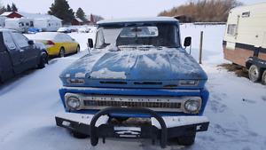 1966 chevy k20