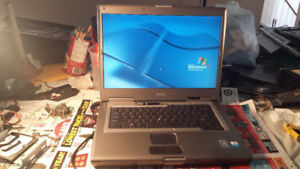 Dell D 800 Laptop with DVD, Wireless,Serial & Paralle
