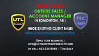 Outside Sales - Construction Industry