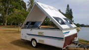 2001 AVAN STYLE A FRAME CAMPER VAN Varsity Lakes Gold Coast South Preview