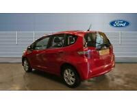 2013 Honda Jazz 1.4 i-VTEC ES 5dr Petrol Hatchback Hatchback Petrol Manual
