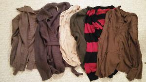 lot de vêtements de maternité small automne-hiver