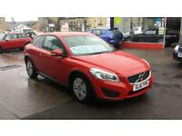 Volvo C30 1.6D DRIVe ( 115bhp ) ES 3 DOOR - 2011 61-REG - FULL MOT ON PURCHASE