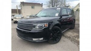 2017 Ford Flex Limited| AWD| Leather | SkyRoof |Navigation