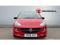 2018 Vauxhall Adam 1.2i Energised 3dr Petrol Hatchback Hatchback Petrol Manual