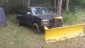 1989 Chevrolet C/K Pickup 3500 Pickup Truck