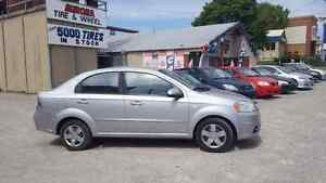 2008 Chevrolet Aveo LS Safety & Etested((pls call 416 909 1329))