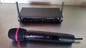 Sennheiser Wireless cordless microphone