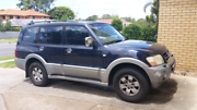Mitsubishi Pajero Exceed 2003 Carindale Brisbane South East Preview