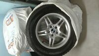 Blizzak DM Z3 Tires and Rims (set of 4)