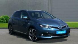 image for 2016 Toyota Auris 1.8 Hybrid Design 5dr CVT Hatchback PETROL/ELECTRIC Automatic