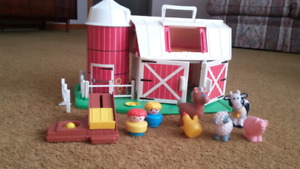 Vintage Fisher Price Farm