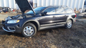 2009 Volvo xc70 parting out t6 model
