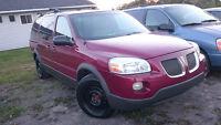 2005 Pontiac Montana $3999 AS IS