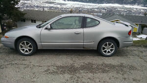 Only 90000 km! 1999 Oldsmobile Alero Coupe (2 door)