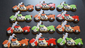 Custom Sugar Cookies for any occasion!