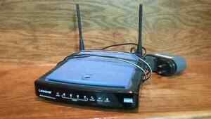 Router for internet