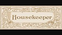 Housekeeper / maid services