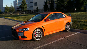 PRICE DROP! 2012 Mitsubishi Evolution X GSR $29,000!