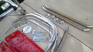Chrome parts/accessories for sale Kingston Kingston Area image 5