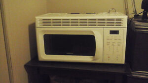 "30"" Over the Range Microwave Oven"