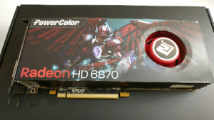 Powercolor 1GB HD 6870