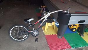 Tagalong bike