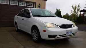2007 Ford Focus SE CERTIFIED AND ETESTED