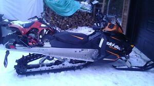 Summit 800cc 2013