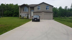 New house for rent in SHALLOW LAKE