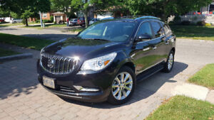 2015 Buick Enclave Premium AWD SUV, rear entertainment
