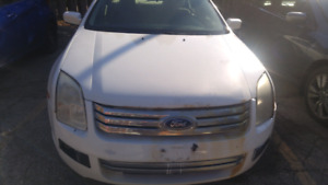 2007 ford fusipn