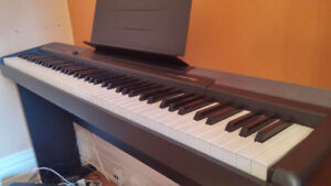Keyboard Digital Piano - Casio CDP-100 with Matching Stand