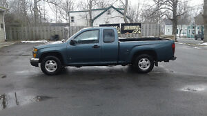 2007 GMC Canyon SLE extended cab Pickup Truck