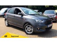 2018 Ford KA Plus 1.2 85 Zetec 5dr Manual Petrol Hatchback