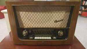 Telefunken radio Rondo antique fully restored with all new tubes