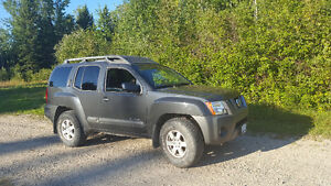 Certified 10500obo Xterra 6 speed 105000kms with winter tires