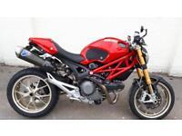 2011 (11) Ducati M1100S Monster, Superb, Low Mileage